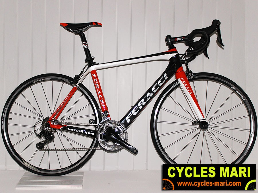 Vélo FERACCI POGGIO 105 NEUF -6254