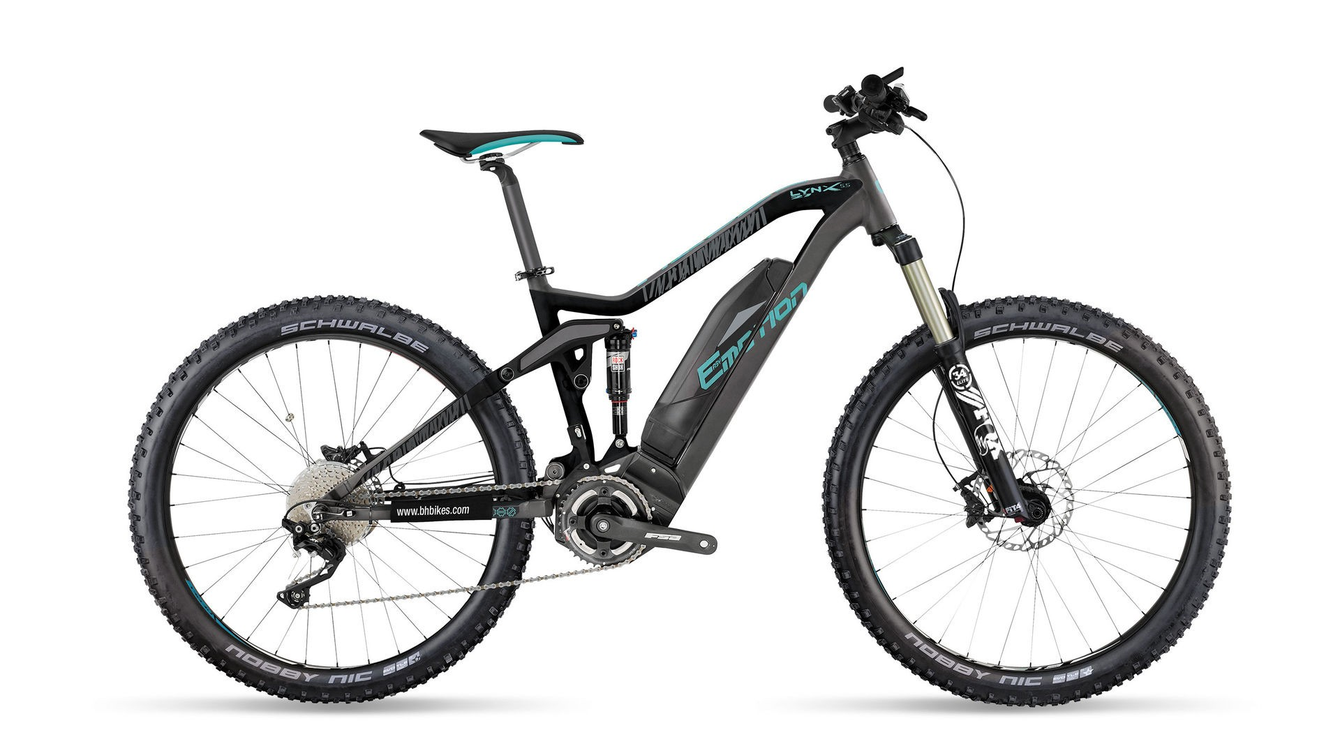 REBEL LYNX 5.5 27'5 PLUS PW-X 2017 BH BIKES 2017-6372