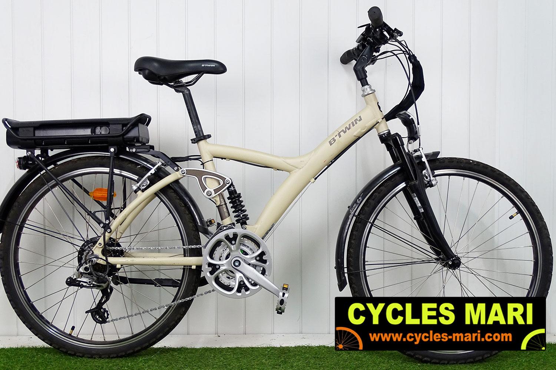 ac8b5e23c157d Velo electrique Decathlon Original 700 taille OCCASION - Cycles Mari